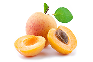 Beneficial Food - Apricot Fruit Image
