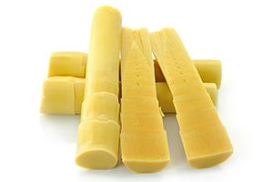 Beneficial Food - Bamboo Shoots Vegetable Image