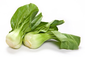 Beneficial Food - Bok Choy Vegetable Image