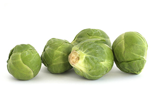 Beneficial Food - Brussel Sprouts Vegetable Image