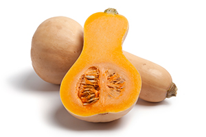 Beneficial Food - Butternut Squash Vegetable Image