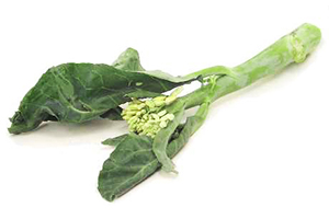 Beneficial Food - Chinese Broccoli Vegetable Image