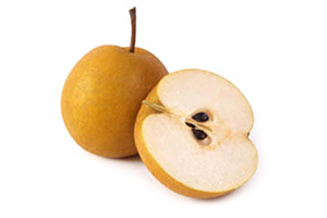Beneficial Food - Chinese Pear Fruit Image