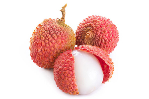 Beneficial Food - Lychee Fruit Image