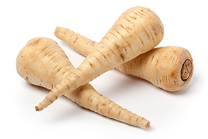 Beneficial Food - Parsnip Vegetable Image