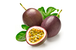 Beneficial Food - Passionfruit Fruit Image