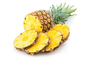 Beneficial Food - Pineapple Fruit Image