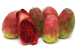 Beneficial Food - Prickly Pear Fruit Image