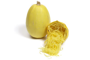Beneficial Food - Spaghetti Squash Vegetable Image