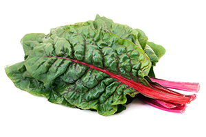 Beneficial Food - Swiss Chard Vegetable Image