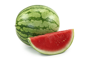 Beneficial Food - Watermelon Fruit Image