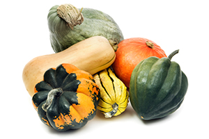 Beneficial Food - Winter Squash Vegetable Image